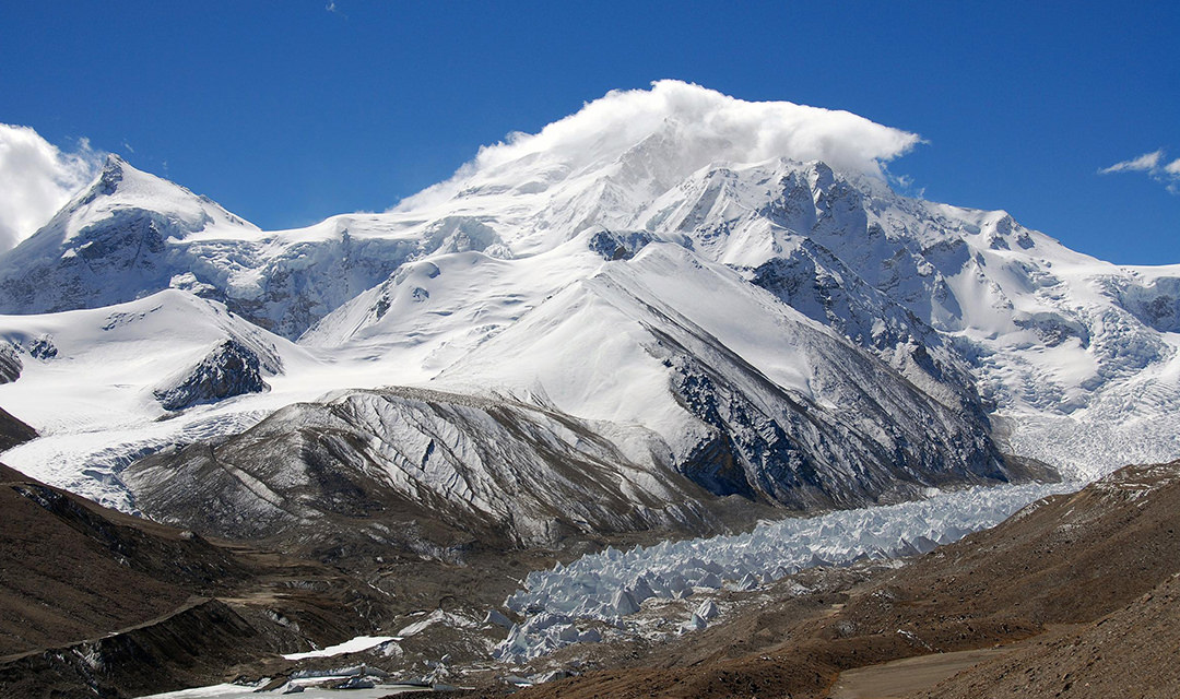 Mt. Shishapangma Expedition
