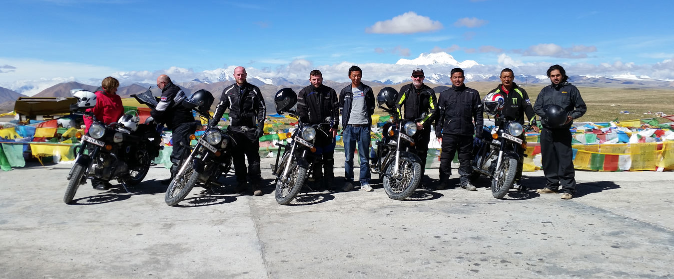 Motorcycles & Mountains tour