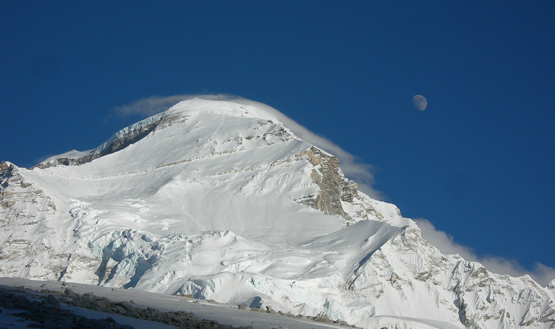 Mt. Cho-Oyu Expedition